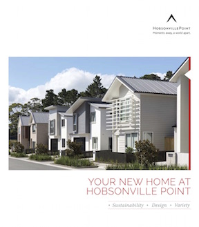 Your New Home at Hobsonville Point