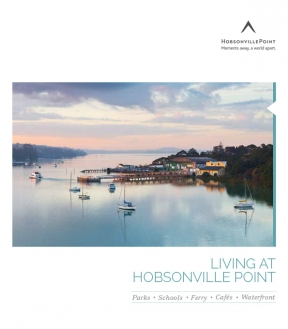 Living at Hobsonville Point