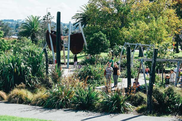 Hobsonville Point Park & Playground