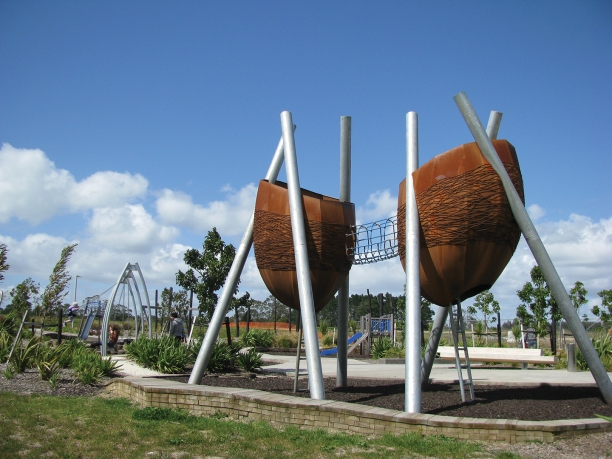 Hobsonville Point Park and Playground