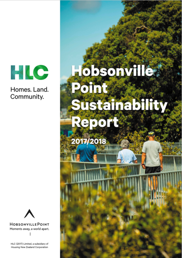 Download the Annual Sustainability Report