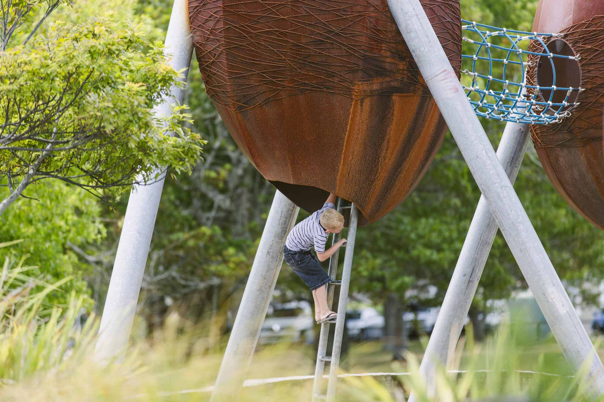 Hobsonville Point Playground