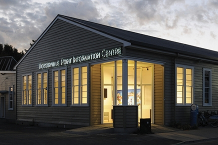Visit the Information Centre